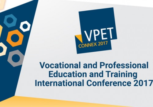 Vocational and Professional Education and Training International Conference 2017