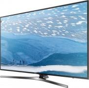 Samsung 138cm (55) Ultra HD (4K) Smart LED TV  (55KU6470, 3 x HDMI, 2 x USB)