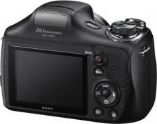 Sony DSC-H300 Point & Shoot Camera  (Black)